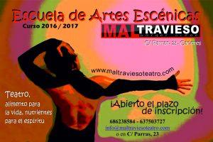 CARTEL ESCUELA CURSO 16-17
