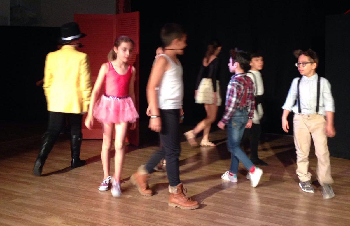 CURSOS PARA NIÑOS. Teatro y Magia